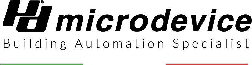 Microdevice | Domotica - Building Automation - BMS